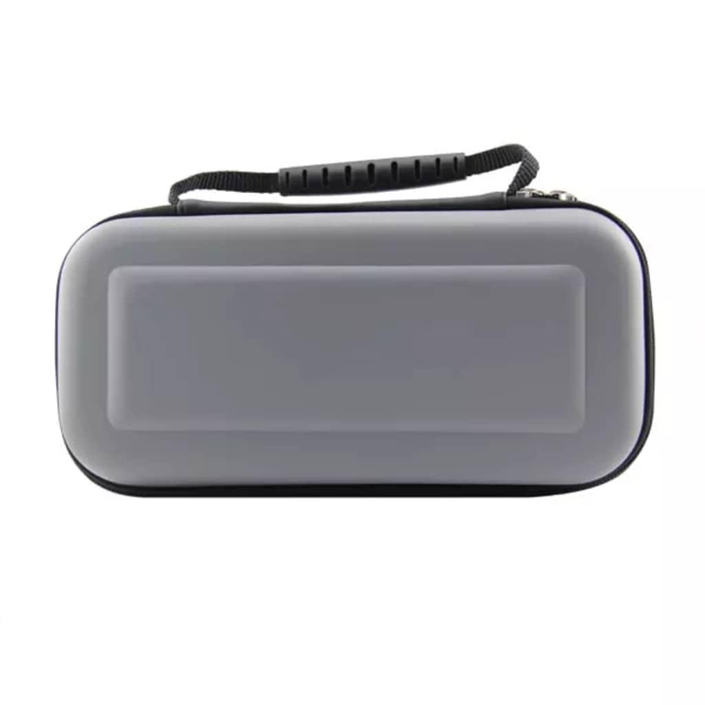 eStore Nintendo Switch väska för spelkonsol och kassetter – Grå