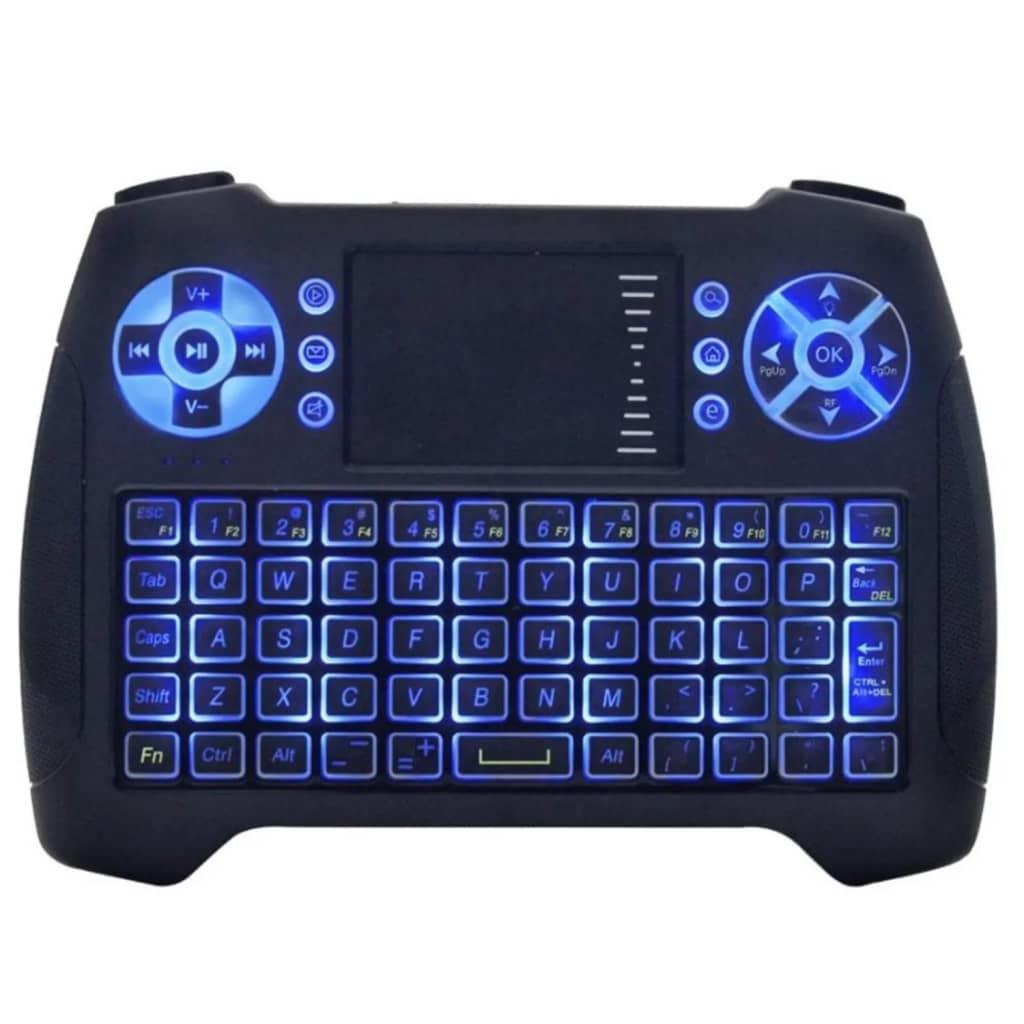 eStore T16 Trådlöst minitangentbord med touchpad