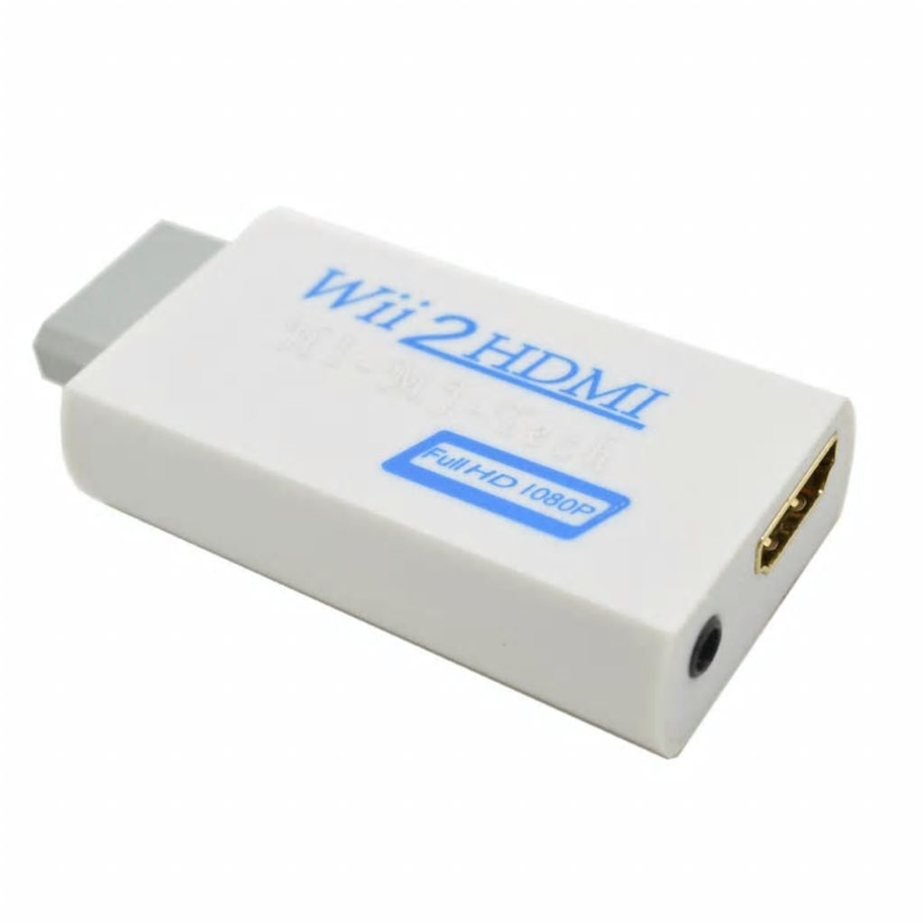 eStore Wii till Hdmi Adapter | Full HD 1080P