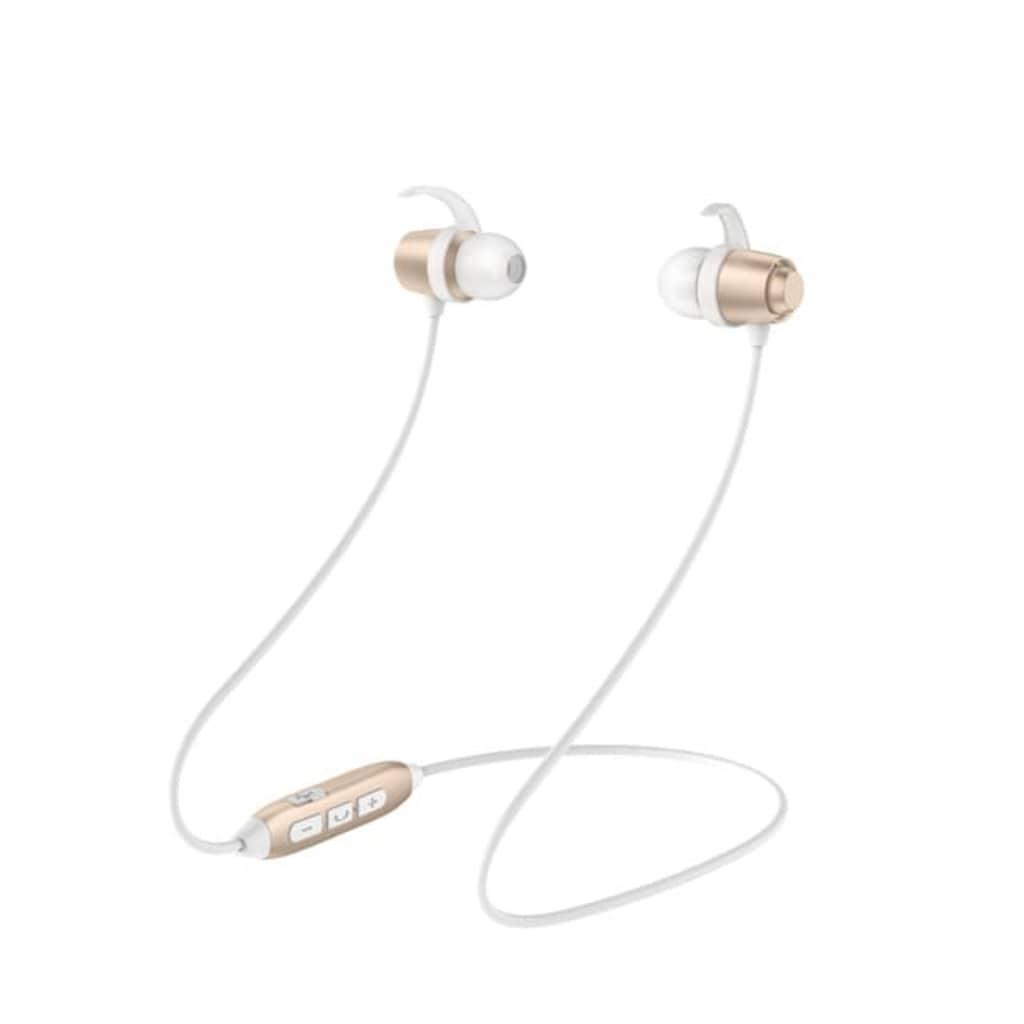 eStore Wireless Sports Stereo Earphones H8 Headset – Vit