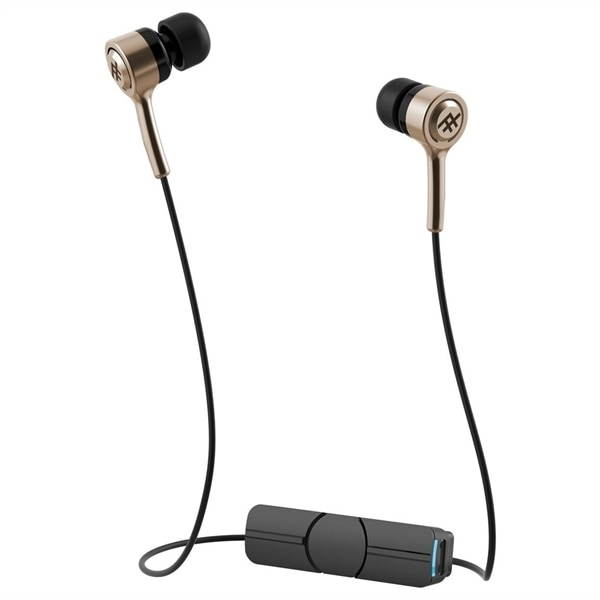 iFrogz Coda In-ear Bluetooth Headset – Guld
