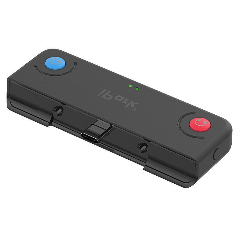 iPark SDA-80 bluetooth 1080P 4K HD Audio Video Samma skärmprojektor för Nintendo Switch Spelkonsol