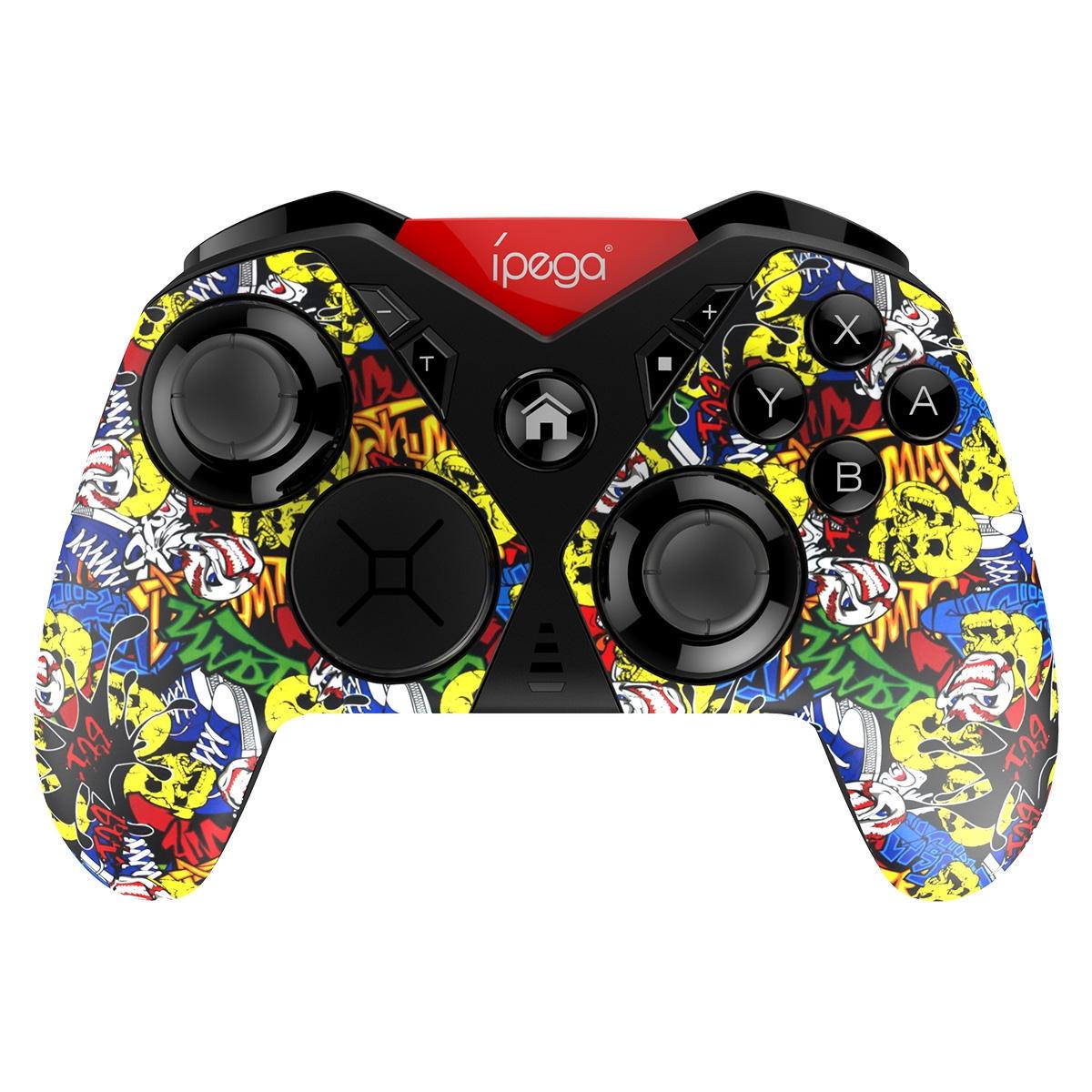 iPega PG-SW001 Trådlös Bluetooth-spelkontroll Gamepad Joystick för Nintendo Switch Android mobiltelefon PC-spel